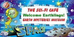 Stop in and have some fun at the SCI FI CAFE in Burlington, WI