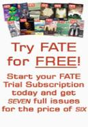 Subscribe to FATE Magazine by Clicking Here